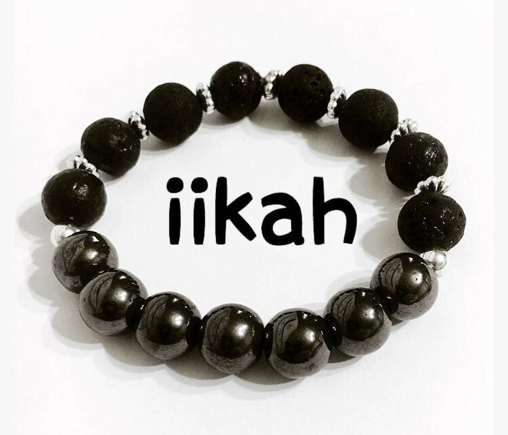 Hematite lava stone diffuser healing crystals bracelet, Hematite lava stone healing diffuser bracelet, Lava stone hematite diffuser bracelet by iikah on Etsy https://www.etsy.com/ca/listing/548756334/hematite-lava-stone-diffuser-healing