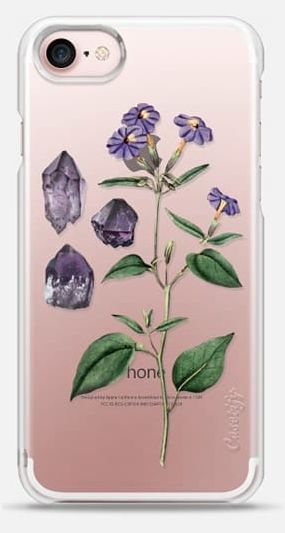Healing Amethyst iPhone Case by Fifikoussout on #casetify