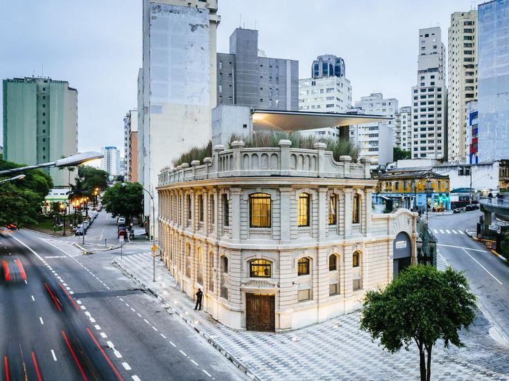 Galeria de RedBull Station São Paulo / Triptyque - 6
