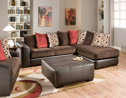 Rent Furniture Albany Celeron 2 Piece Sectional