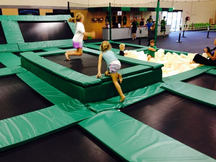Flip out Trampoline Centre, Malaga Things to do in Perth