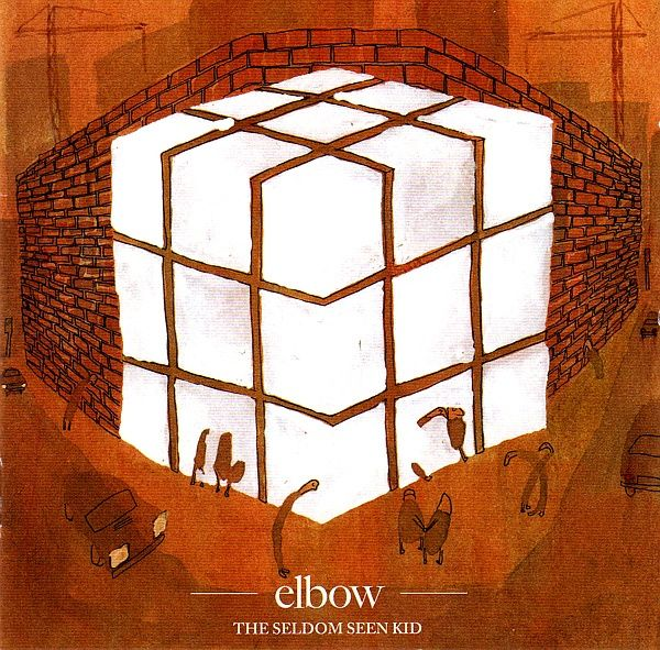Elbow - The Seldom Seen Kid (Vinyl, LP, Album) at Discogs