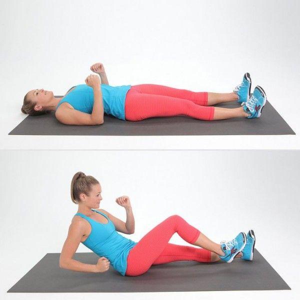 Esta es la rutina de ejercicios que en solo dos semanas te va a dejar la panza chata - Imagen 2