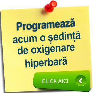 programari tratament hiperbar