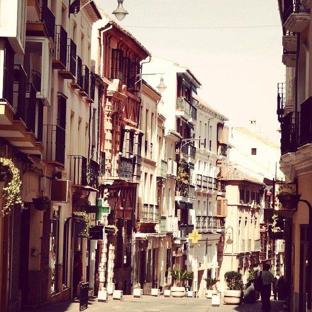 Calle Lucena #Antequera