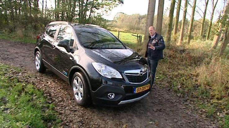 Rij impressie (roadtest) nieuwe Opel Mokka
