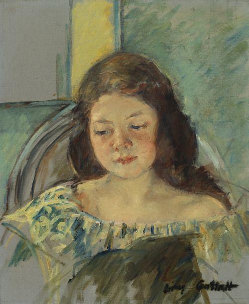 Meeting the Master Artists: Mary Cassatt Unit Study ...