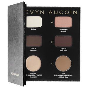 Kevyn Aucoin at sephora!? KEVYN AUCOIN BEAUTY - The Contour Book The Art of Sculpting + Defining #sephora