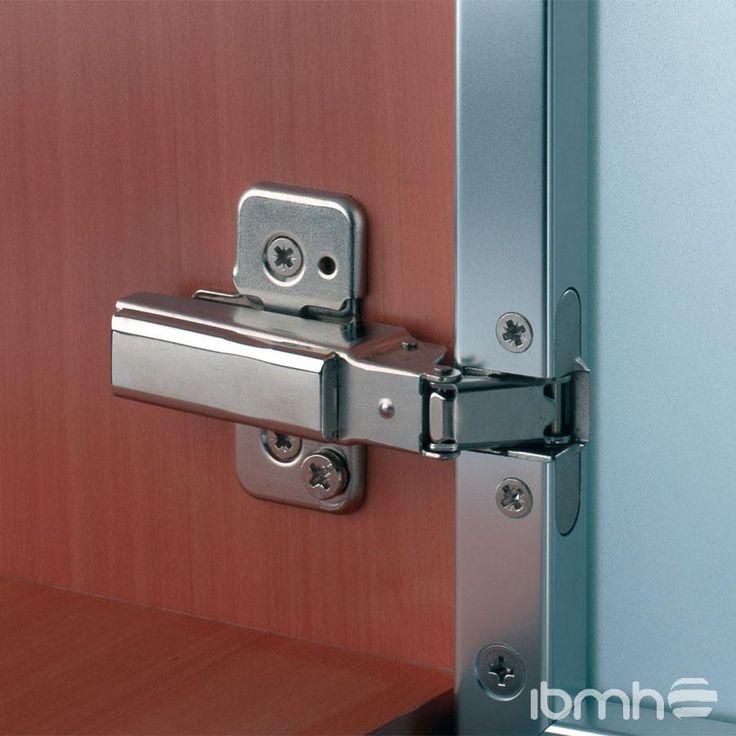Perfiles de Aluminio para Puertas de Vitrina