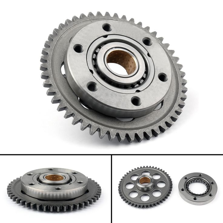 Starter Clutch Flywheel Puller Reduction Gear For Yamaha