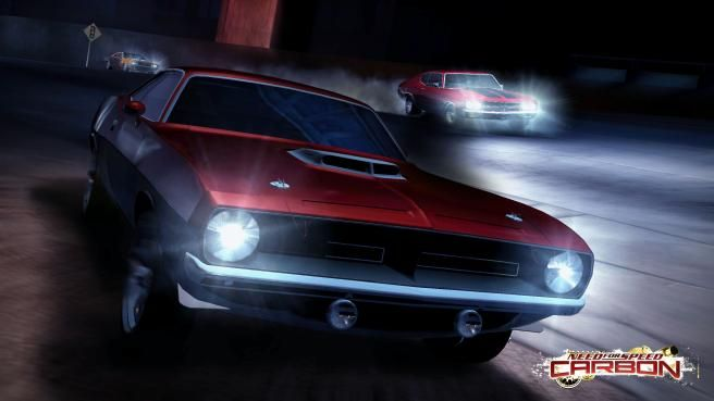 Need for Speed Carbon Video Game Preview