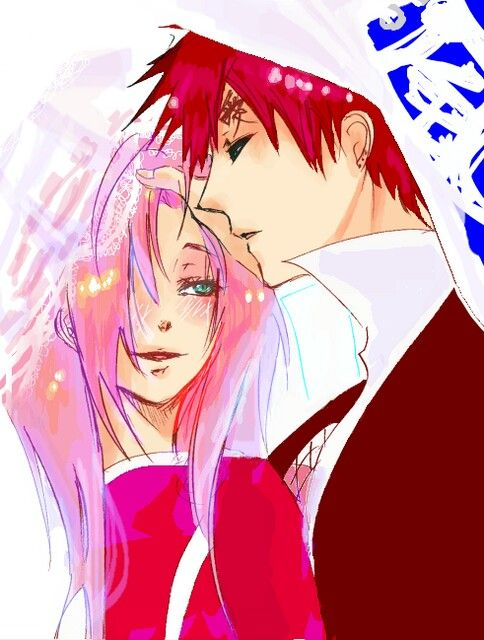 gaara and sakura moments - photo #26