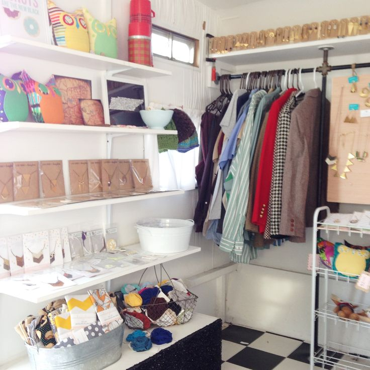 17 best ideas about mobile boutique on pinterest fashion for Small boutiques