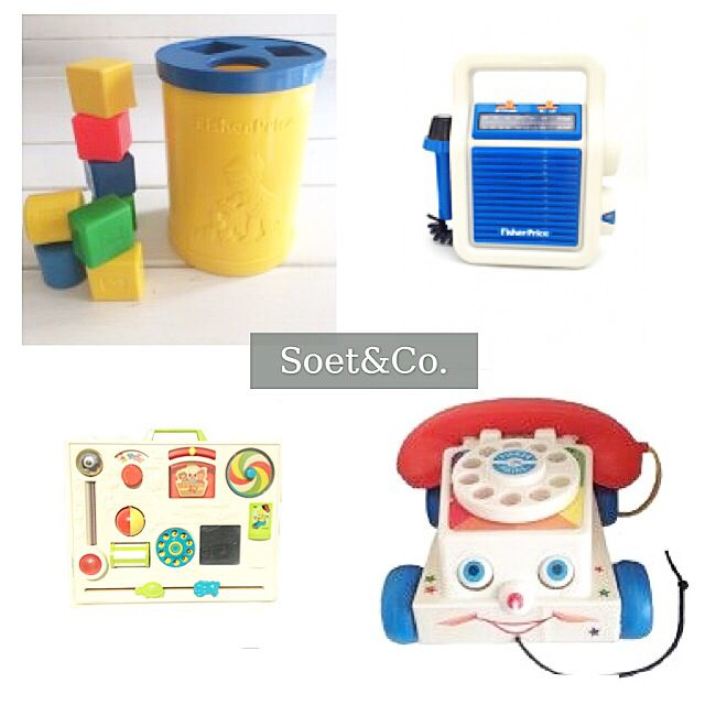 Fisher Price speelgoed