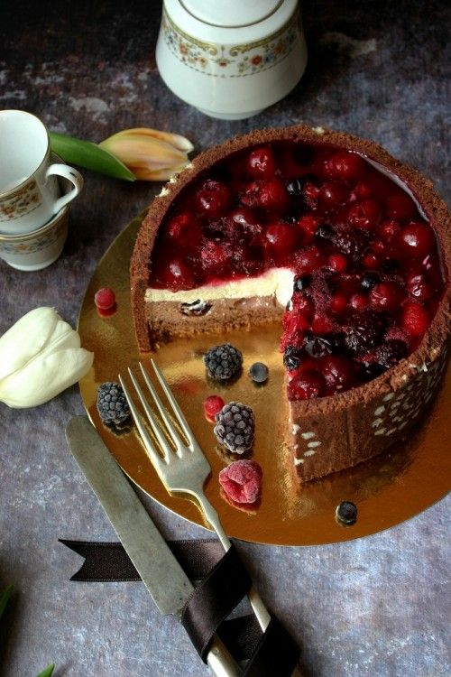 Túrómousse-torta recept