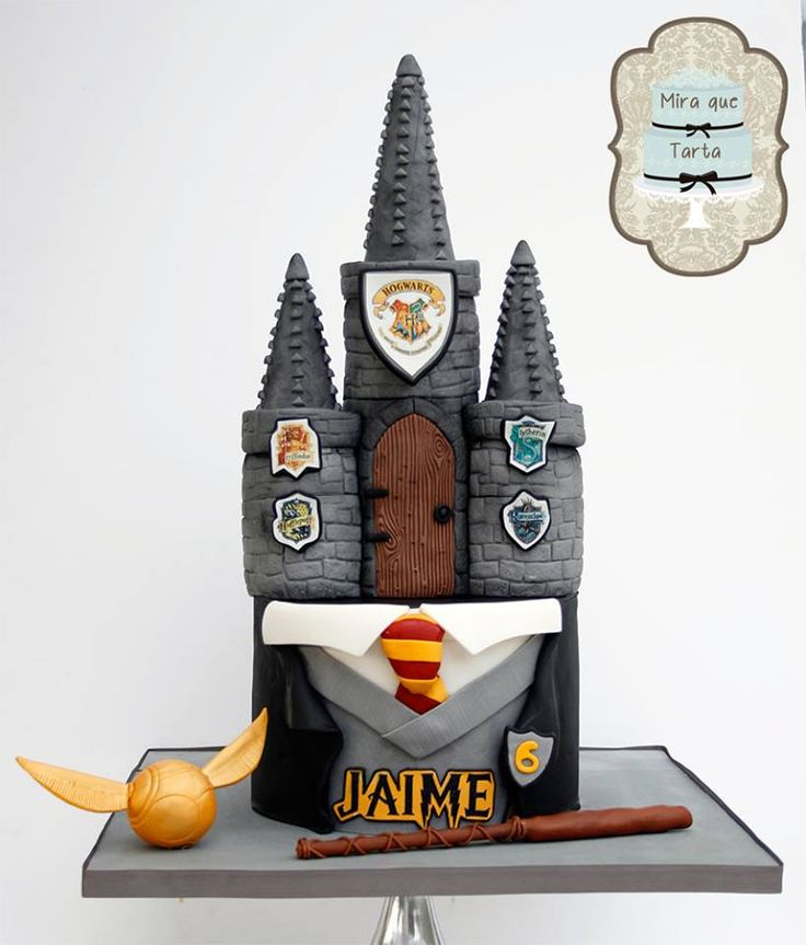 681 best images about Harry Potter Cakes on Pinterest ...