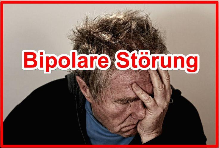 Bipolare Störung Depression und Manie