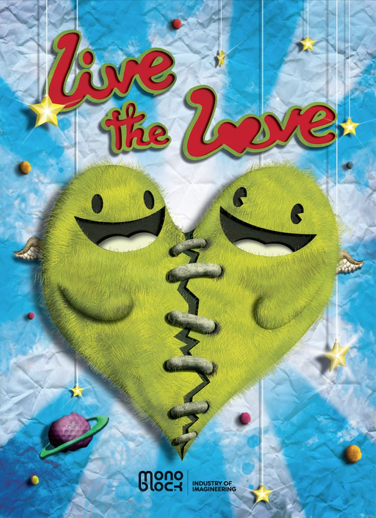 Live the love