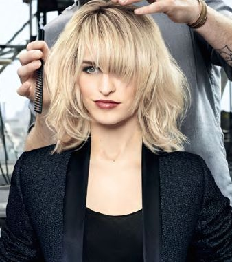 The Blonde Shag - L'Oreal