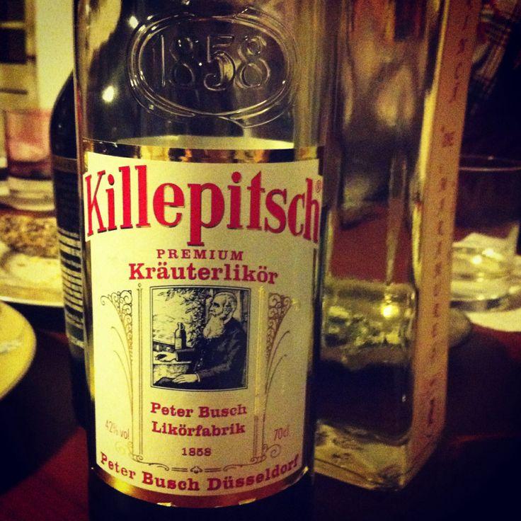 Killepitsch #betterthanjagermeister #digestive @mauvert_blog