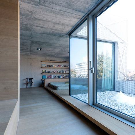 Best Ljubljana Architecture Images On Pinterest Slovenia - A beautiful villa in ljubljana every minimalist will love