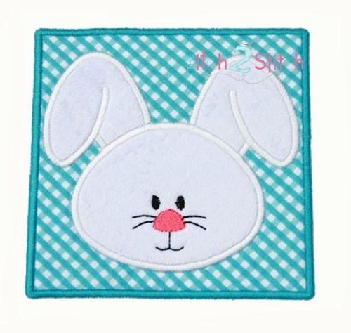Best images about bunny applique on pinterest happy
