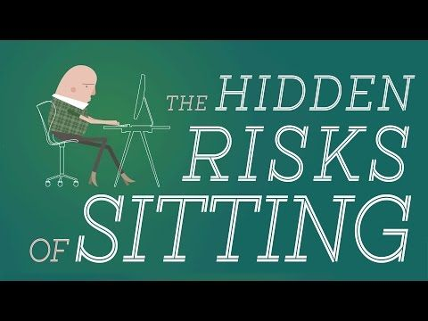 The Dangers of Staying Seated all Day Long – Fubiz TV