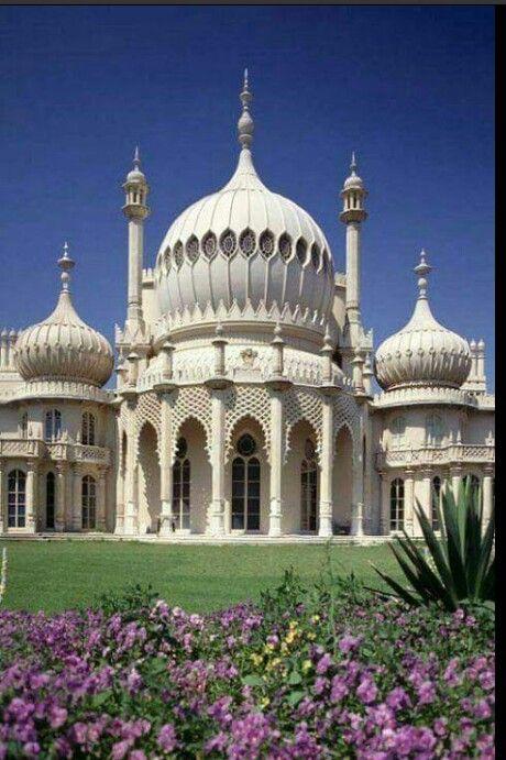 Monumento hindú en Inglaterra