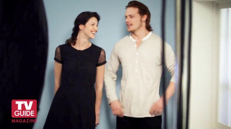 caitriona balfe boyfriend | Outlander! Sam Heughan! Caitriona Balfe! TCA 2014! - YouTube [720p ...