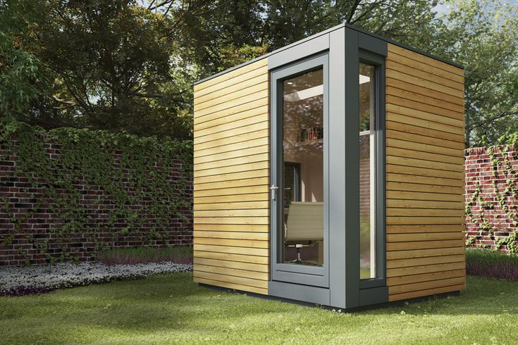 Called A Micropod. For Your Workspace. Outside. I Need One To Sit And Look  On Pinterest. Uninterrupted! | Products And Such | Pinterest | Garden Studio,  Stu2026