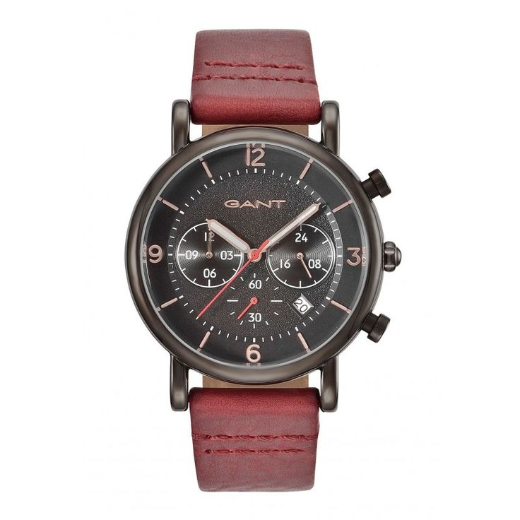 Gant Springfield Chronograph Black 44mm