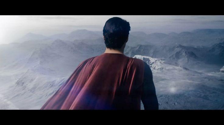 Man of Steel - Official Trailer [HD]