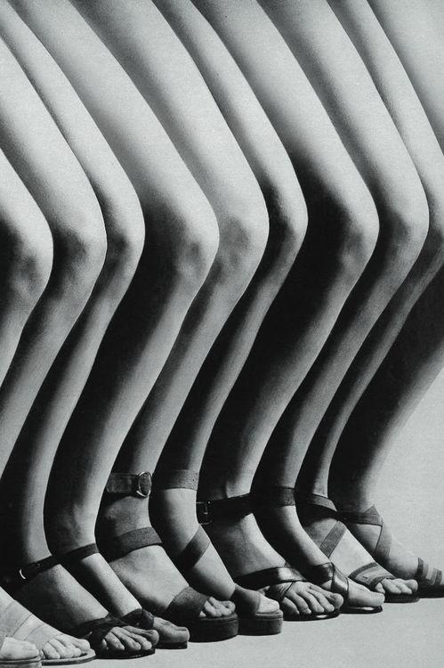 'Legs' by Guy Bourdin, Vogue Paris 1971