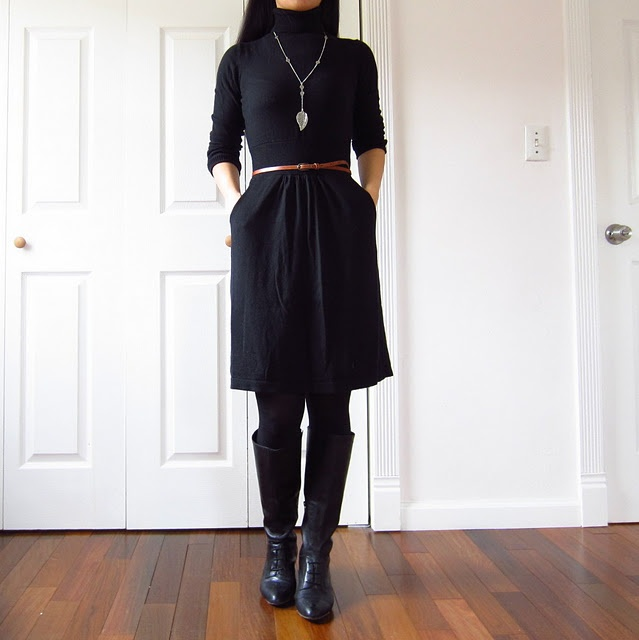 complexcardigans ... all black