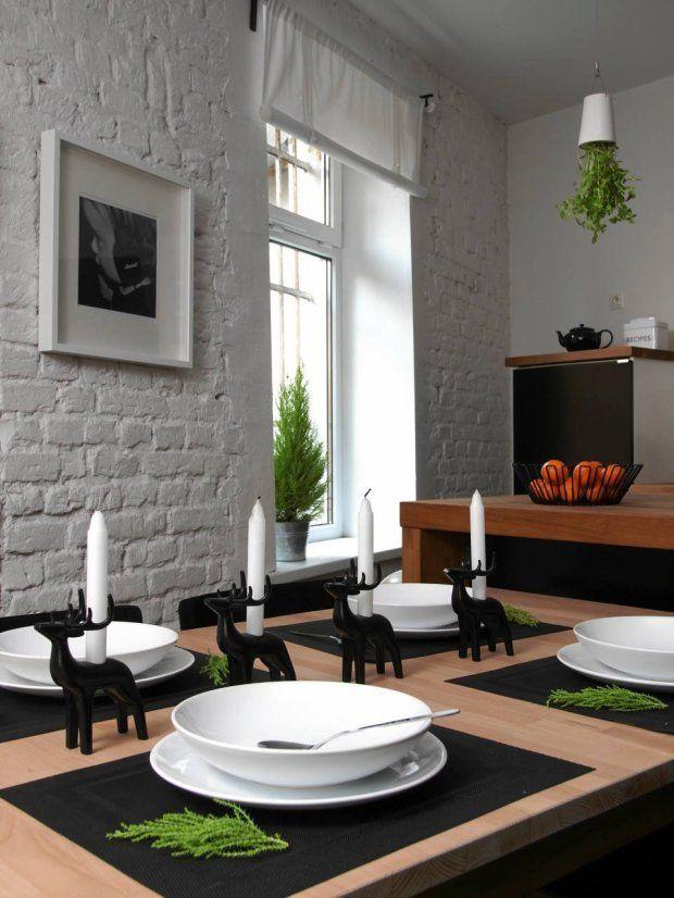 Zdjęcie numer 7 w galerii - Wystrój wnętrz: uroda (białej) cegły