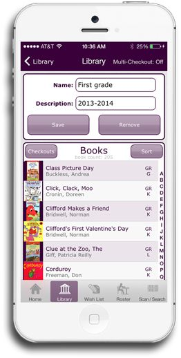 Level It is a great app that lets you scan your book's ISBN and view the Guided Reading, Grade Level Equivalent, DRA, and Lexile levels for the book. For iPad and iPhone