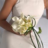 Bruidsboeket via Bruidsboeket & Zo
