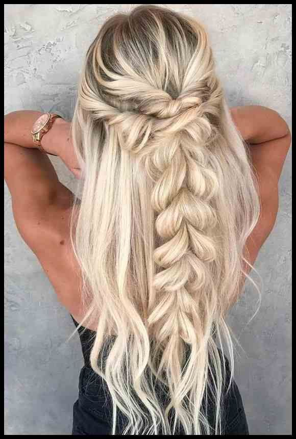 Easy Summer Hairstyle To Do Yourself Cute Braided Hairstyles Long Hair Styles Hair Styles