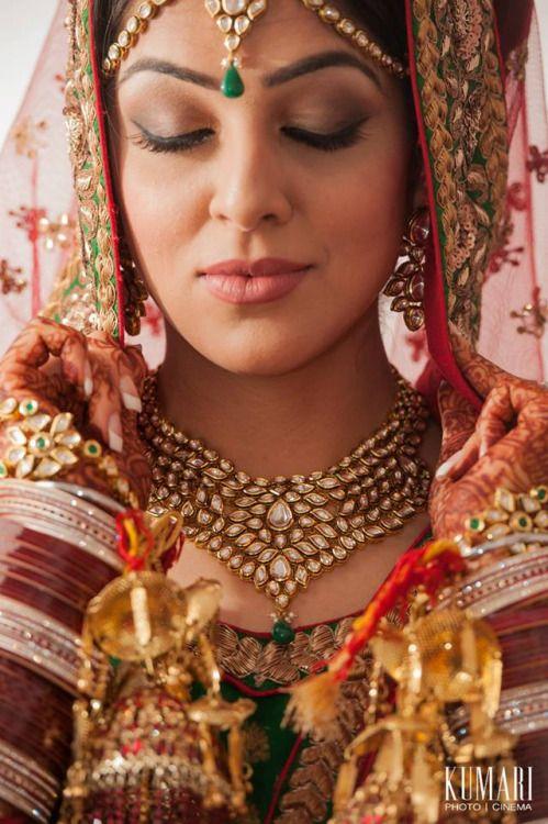 beautifulindianbrides:  Photo by:Kumari