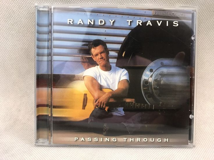 """Randy Travis CD, """"Passing Through"""", VGC. Manufactured in 2004 by Warner Brothers/Word Records. Great deal for the Randy Travis Fan! COMBINED SHIPPING AVAILABLE ON ALL ORDERS PLEASE VIEW PICTURES FOR DETAILS 