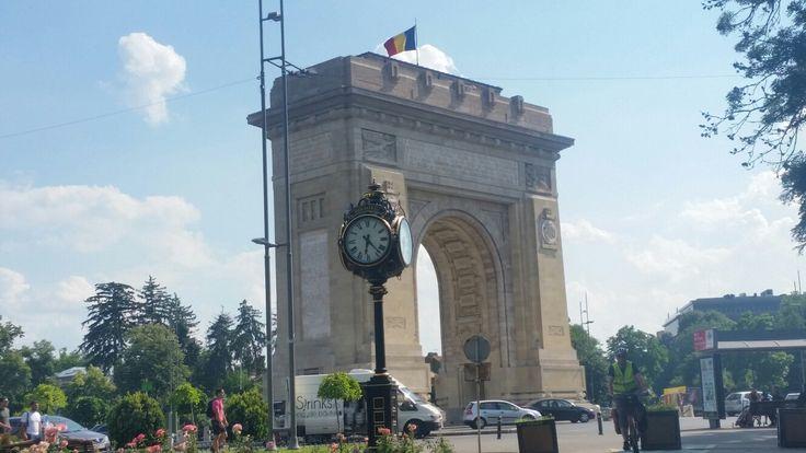 Arcul de Triumf, Bucharest,  România