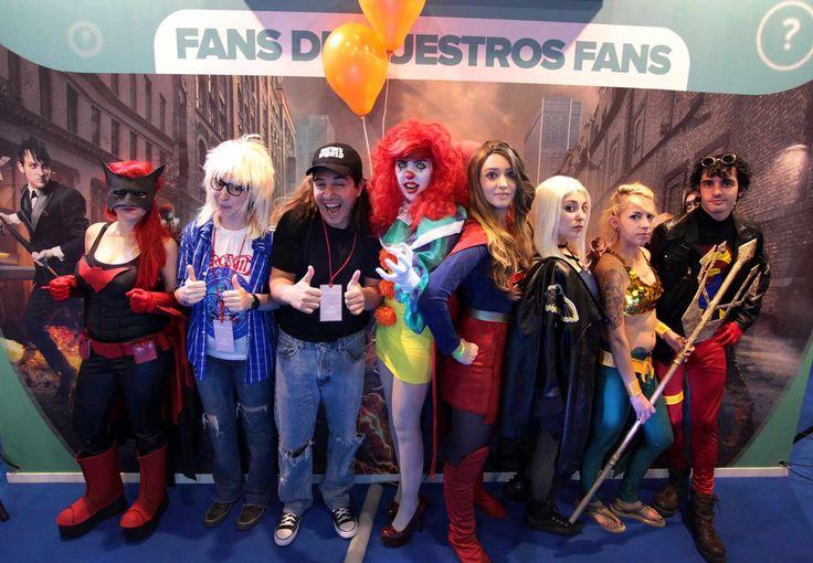 Warner: Argentina Comic Con