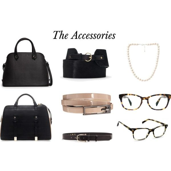 Claire Underwood #5 by jenn2lee on Polyvore featuring Zara, MANGO, Forever 21 and Warby Parker
