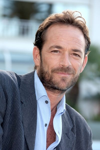 Luke Perry...Ok...So I named my first born Dylan.