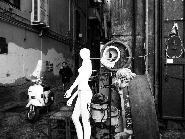 From my point of view By Marika Ramunno, Naples  #naples #napoli #foto #fotografia #photo #photography #blackandwhite #italy #italia