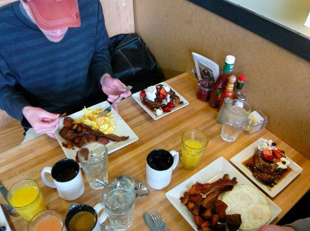 Brunch like there's no tomorrow at the Portage Bay Cafe. | 28 Unexpectedly Awesome Things To Do In Seattle