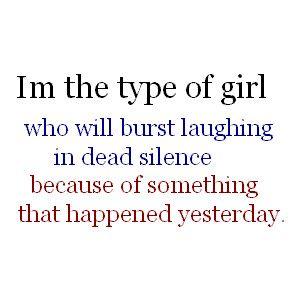 guilty......