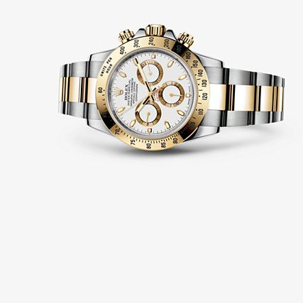 Check out this amazing Rolex Cosmograph Daytona watch from the Oyster Collection!! For more information regarding this timepiece, please be sure to visit http://www.cdpeacock.com/.