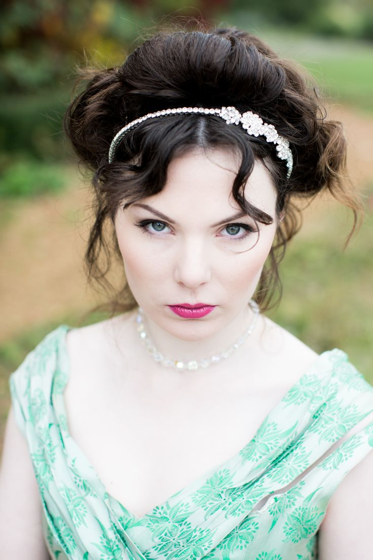 Great Expectations Styled Shoot. Victorian Era Inspired Makeup And Hair. Makeup By Moi Hair By ...