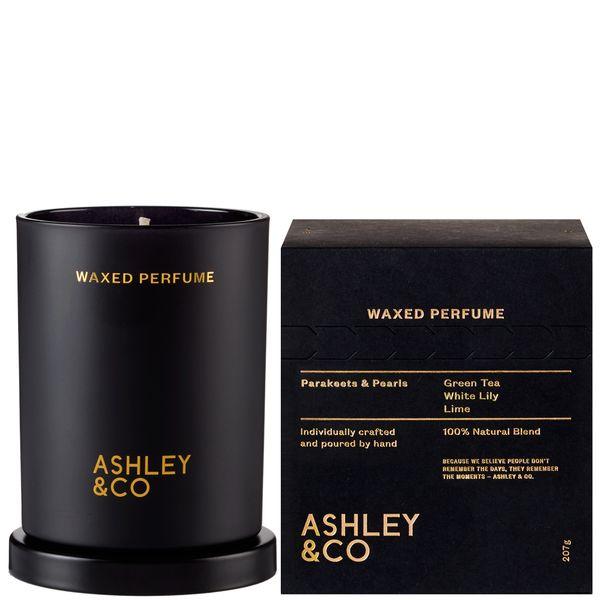 Waxed Perfume Ashley & Co - Parakeets & Pearls